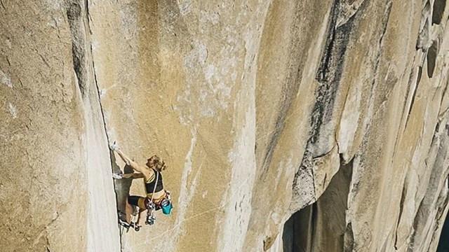 El Capitan'ın zirvesine bir günde ulaşarak tarihe geçti