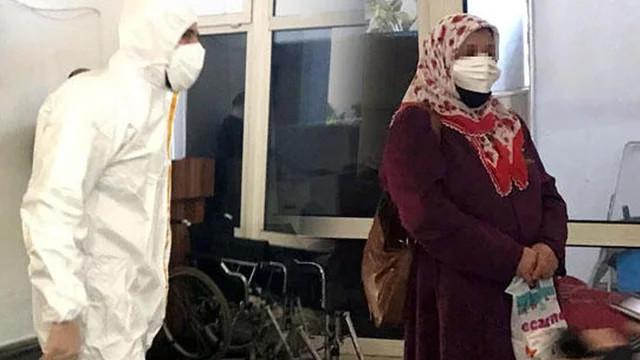 Zonguldak Valiliği binasında koronavirüs paniği!