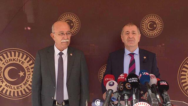 İYİ Partili Özdağ: İhraç edilirsem adım adım Anadolu'yu dolaşacağım