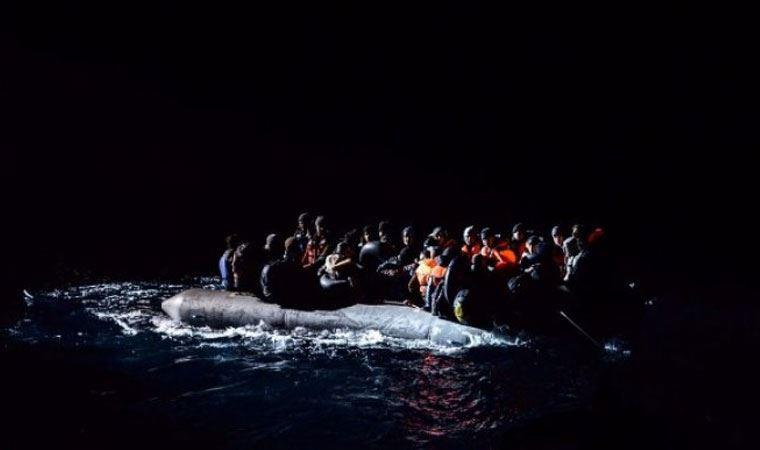 Akdeniz'de göçmenleri taşıyan bot battı: 6 ölü