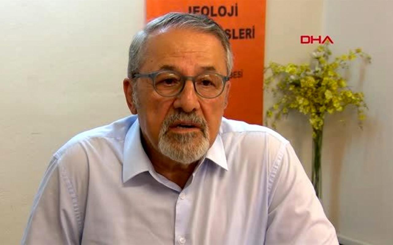 İşaret ettiği yer sallanan Prof. Dr. Görür İstanbul'u uyardı!