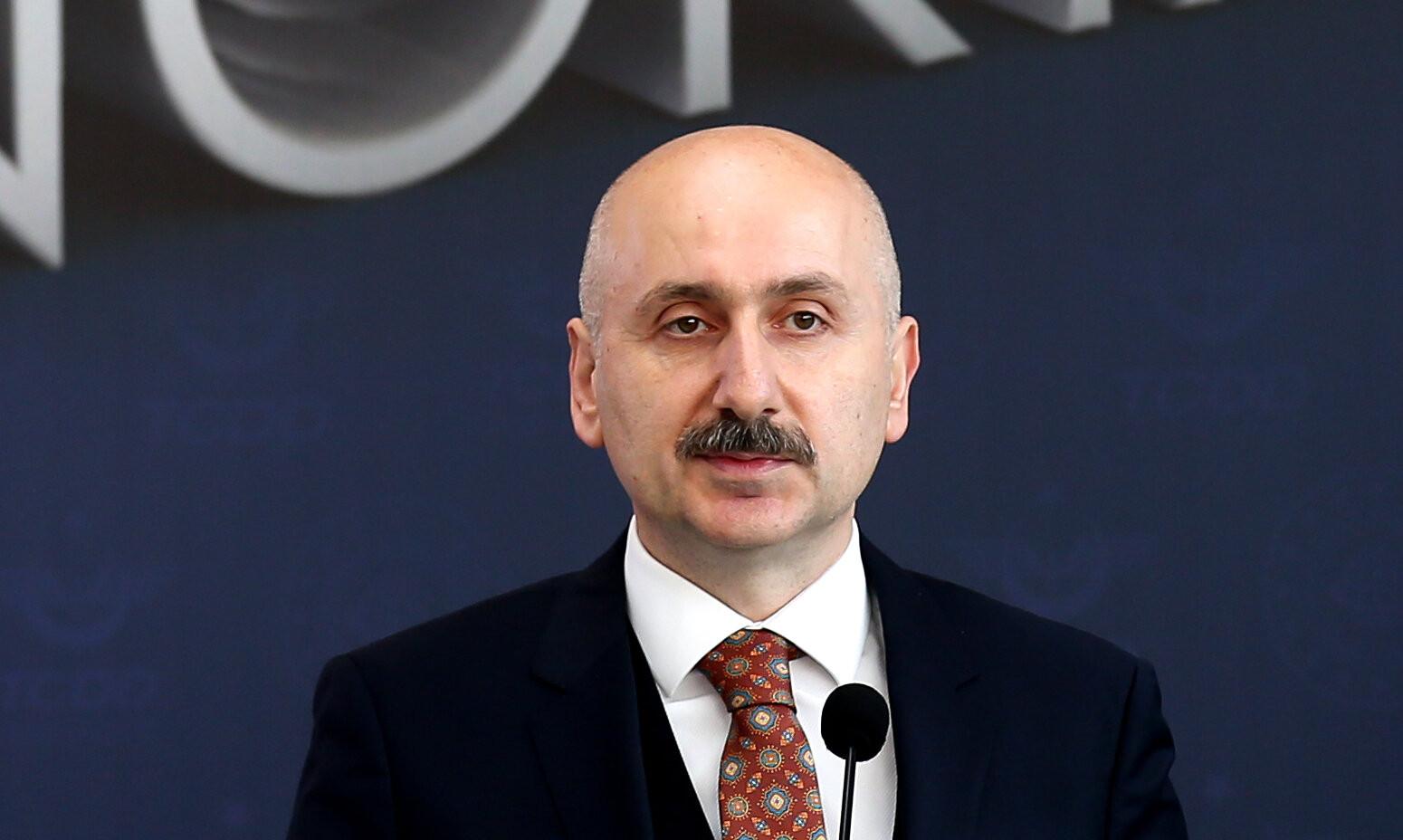 Ulaştırma Bakanı: 5B uydusuyla internet hızı 56 gigabayta çıkacak