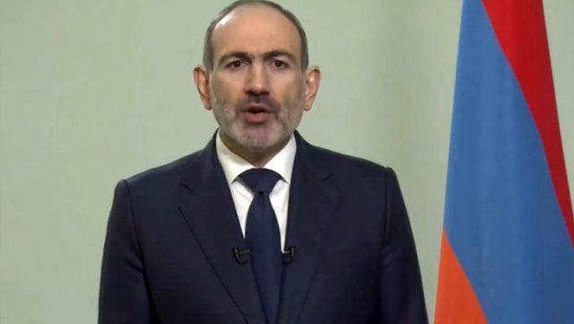 Ermeni basını Paşinyan'ın yerini buldu!