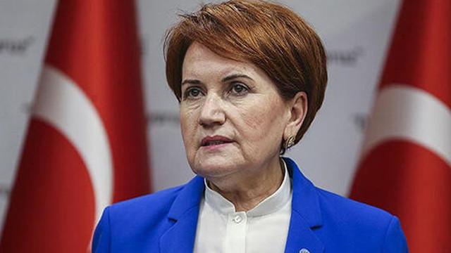 Meral Akşener Ümit Özdağ iddialarına yanıt verdi