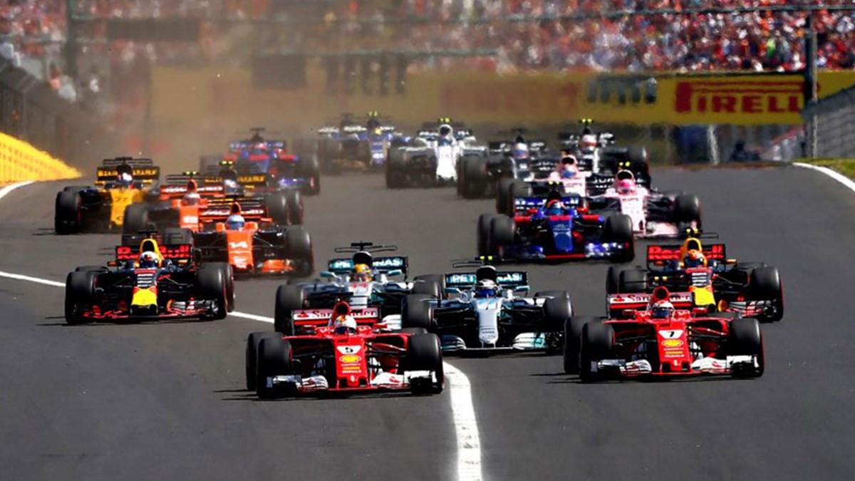 İstanbul'da Formula 1 heyecanı başlıyor