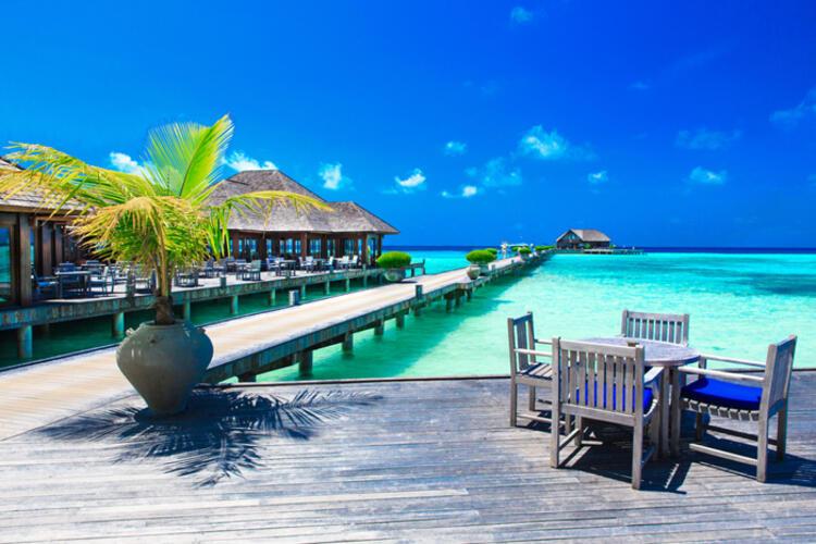 Maldivler'de 30 bin dolara sınırsız tatil!