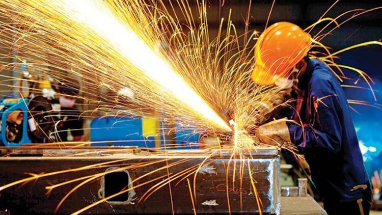Sanayi üretimi Eylül'de yüzde 1,7 arttı