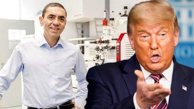 Aşıyı bulan Türk bilim insanından Trump'a yanıt