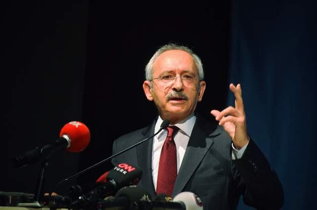 MHP'den Kılıçdaroğlu için suç duyurusu