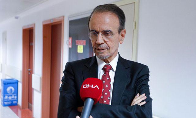 Prof. Dr. Mehmet Ceyhan'dan kötü haber!