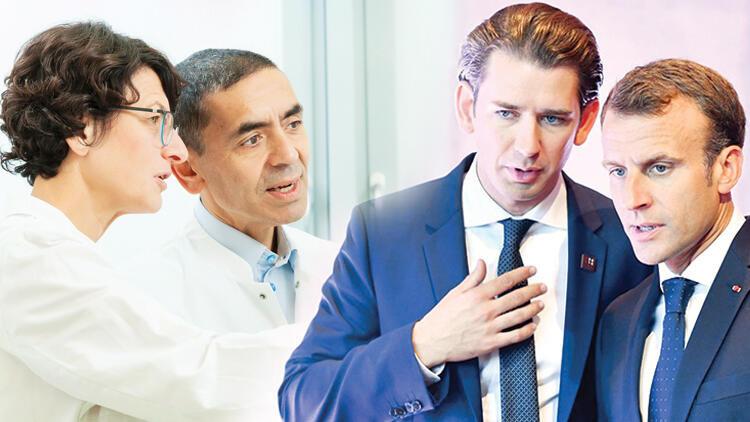 Aşıyı Türk çift bulunca... AB'den Macron ve Kurz'un taleplerine ret