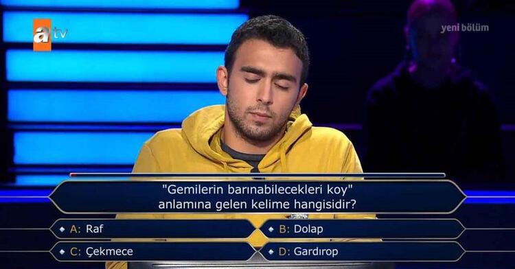 Kim Milyoner Olmak İster'de yarışmacıyı yakan futbol sorusu - Resim: 4