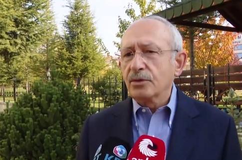 Kılıçdaroğlu: ''Anayasa hazırlarken çalacağımız kapı bellidir''