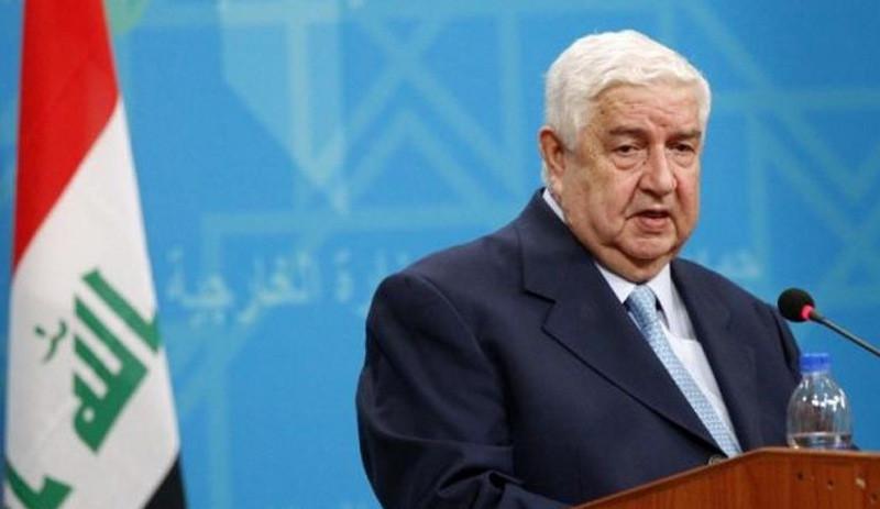 Suriye Dışişleri Bakanı hayatını kaybetti