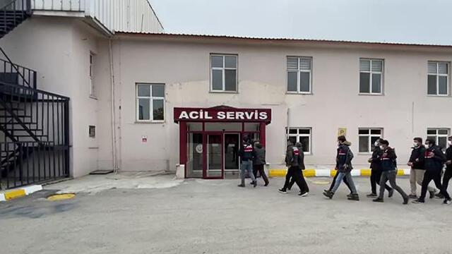 Terör örgütü PKK'ya yönelik dev operasyon: 13 gözaltı