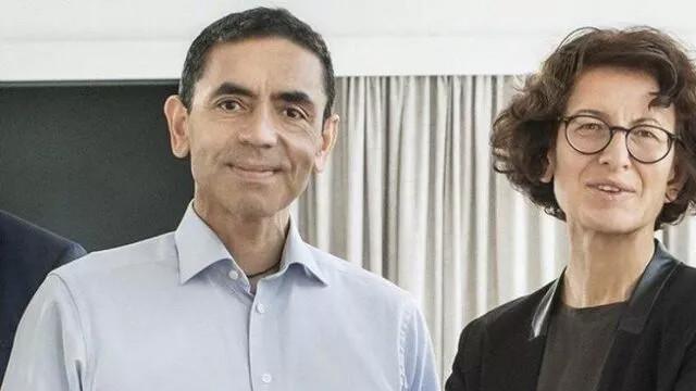 Korona aşısı geliştiren BioNTech'in Türk kurucularına önemli davet
