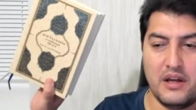EGM'den Kur'an-ı Kerim yırtan kişi hakkında açıklama