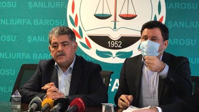 Şanlıurfa'da stajyer avukatı taciz ettiği iddia edilen avukattan açıklama