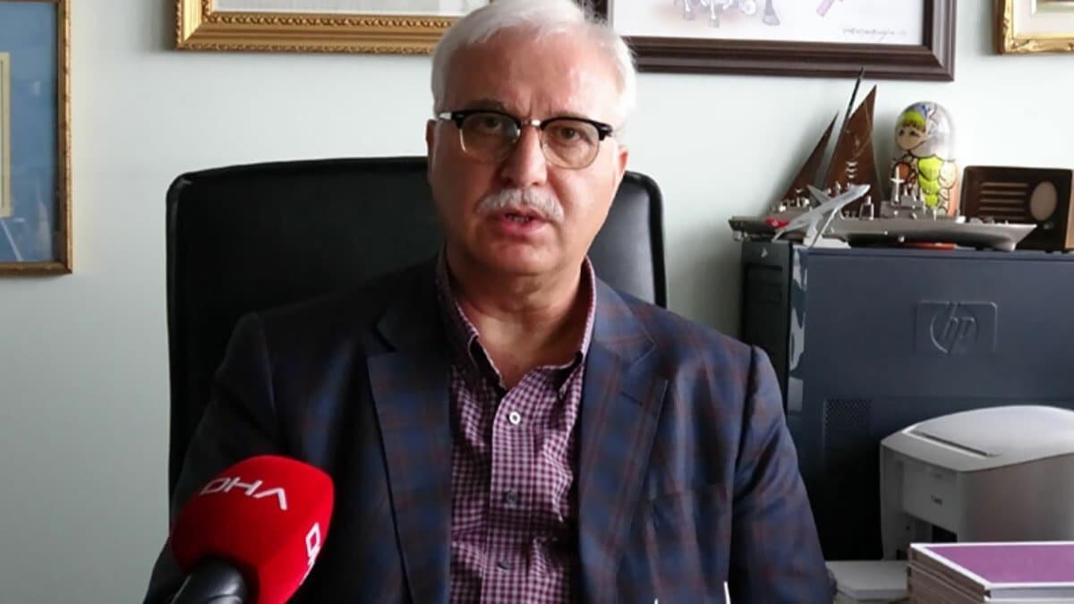 Bilim Kurulu üyesi Prof. Dr. Tevfik Özlü'den sokağa çıkma yasağı açıklaması