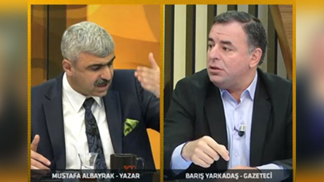 Canlı yayında ''Erdoğan'a itaat edeceksiniz'' kavgası!
