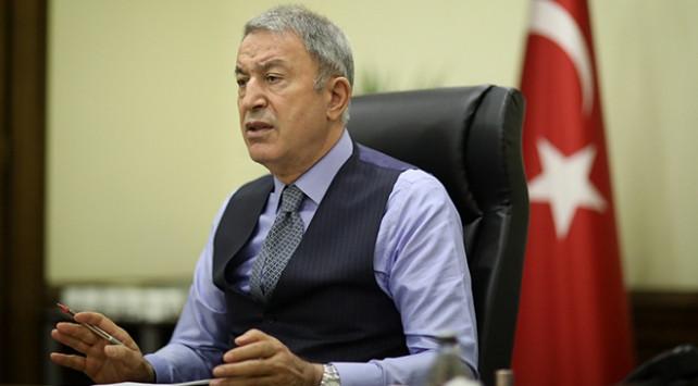 Bakan Akar'dan Karabağ açıklaması
