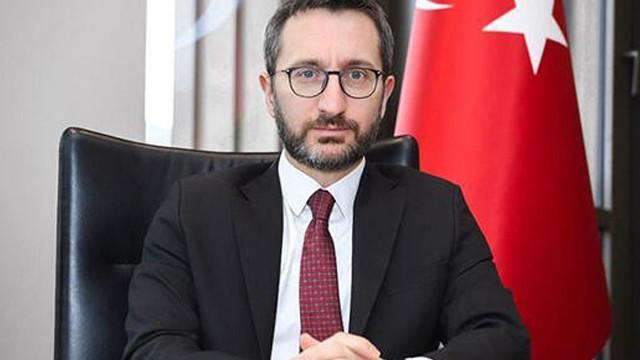 Altun'dan Kılıçdaroğlu'nun sözlerine tepki: Tamamen asılsızdır