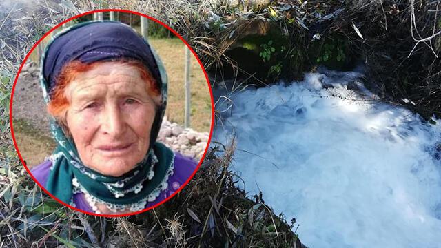 2 gündür aranan yaşlı kadından acı haber