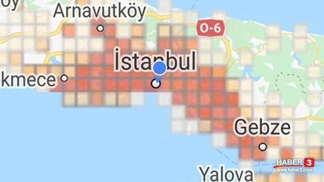 İstanbul'da koronavirüs patlaması! İşte ilçe ilçe haritalı son durum