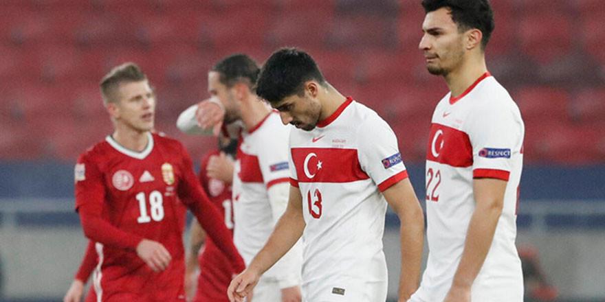 İşte Uluslar Ligi'nde küme düşen Türkiye'nin yeni rakipleri