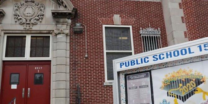New York'ta okullar yeniden kapatılıyor