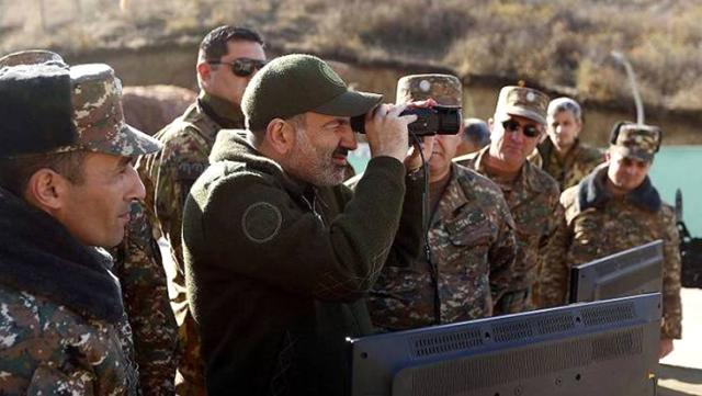 Ermenistan'dan küstah açıklama: Türkiye'den intikam alacağız