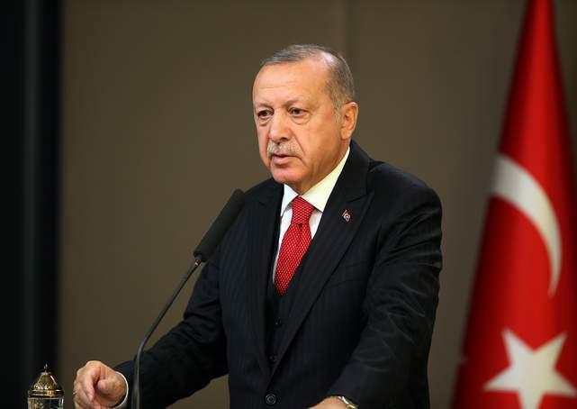 ''Erdoğan başka çaresi kalmadığını görüyor'' diyerek açıkladı