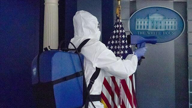Beyaz Saray'ın koronavirüs raporu: Daha da kötüleşecek