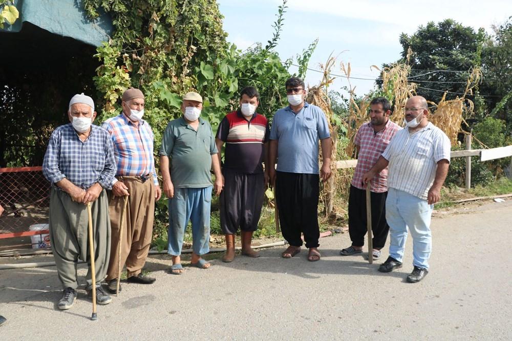 Avakado hırsızlarına karşı sopalı nöbet - Resim: 2
