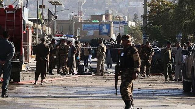 Kabil Üniversitesi'nde bombalı saldırı: 19 ölü