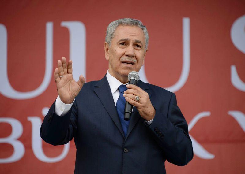 Gökçek'ten Arınç'a: ''Sen ne biçim AK Partilisin?''