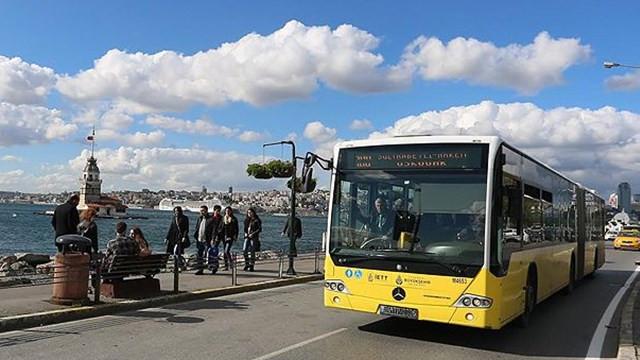 İBB'den toplu taşımaya ''kısıtlama'' düzenlemesi