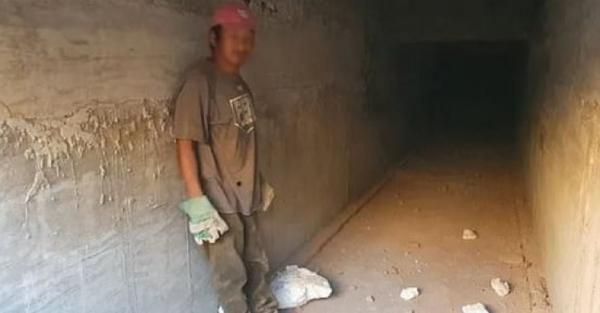 Uyuşturucu baronun sevkiyat tüneli keşfedildi