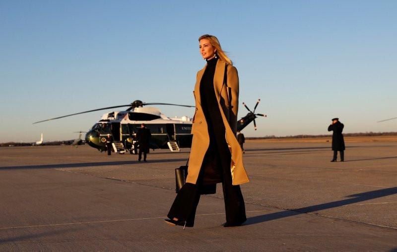 Ivanka Trump'a soruşturma başlatıldı
