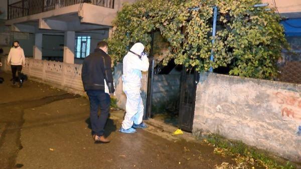 Karı koca kavgasında silahlar patladı: 2 yaralı