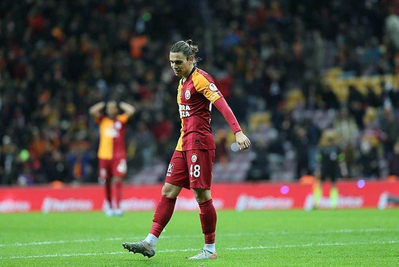 Galatasaray'dan Taylan Antalyalı'ya zam