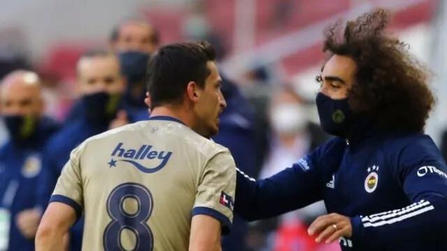 Mert Hakan Yandaş: ''Kankamla sarılıyordum, golü kaçırdım''