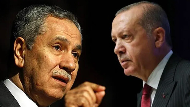 Erdoğan'dan Bülent Arınç'ın ''Demirtaş ve Kavala'' açıklamasına tepki