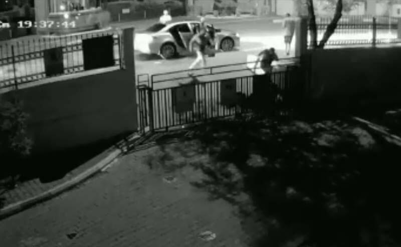 Ölümle biten kavganın güvenlik kamerası görüntüleri ortaya çıktı!