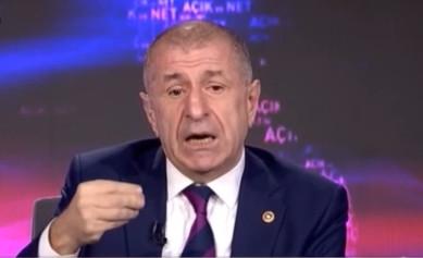 Ümit Özdağ ''PKK ile görüştü'' iddialarına yanıt verdi