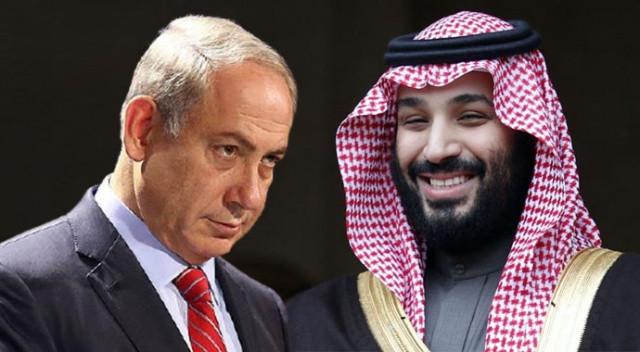 İsrail ve Suudi Arabistan'dan gizli görüşme