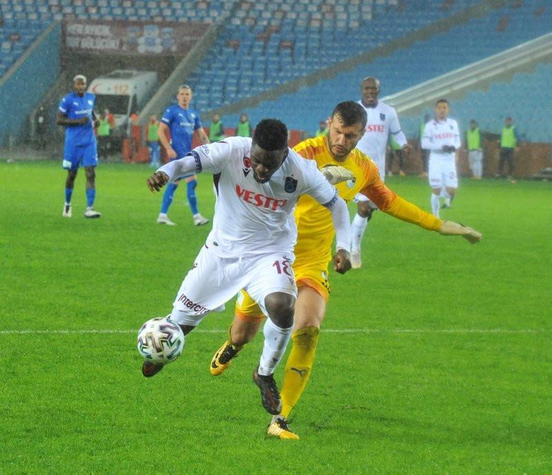 Trabzonspor'da 'av mevsimi' başladı