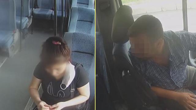 Minibüste tek kalan kadın kabusu yaşadı! ''Aklımdan Özgecan geçti''