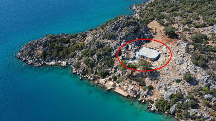 Antalya'daki denize sıfır kaçak villayla ilgili yeni gelişme