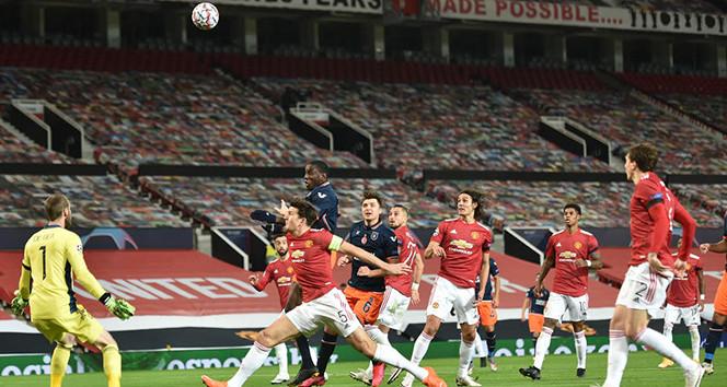 Başakşehir 4 golle yıkıldı! Manchester United 4-1 Başakşehir